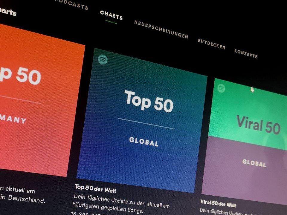 Wie Spotify die Musik verändert hat