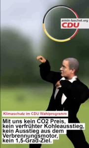 CDU Satire armin-laschet.org Armin Laschet Tanz